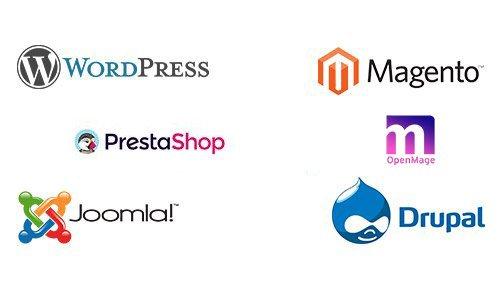 e-commerce CMS