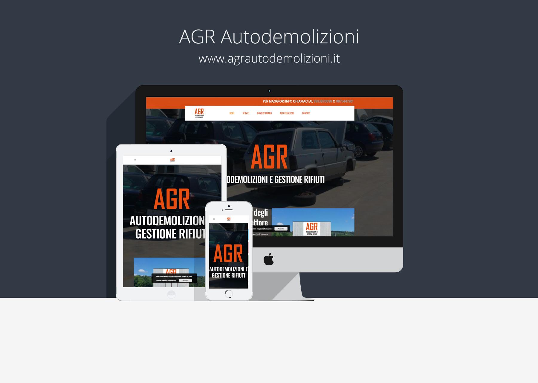 AGR Autodemolizioni