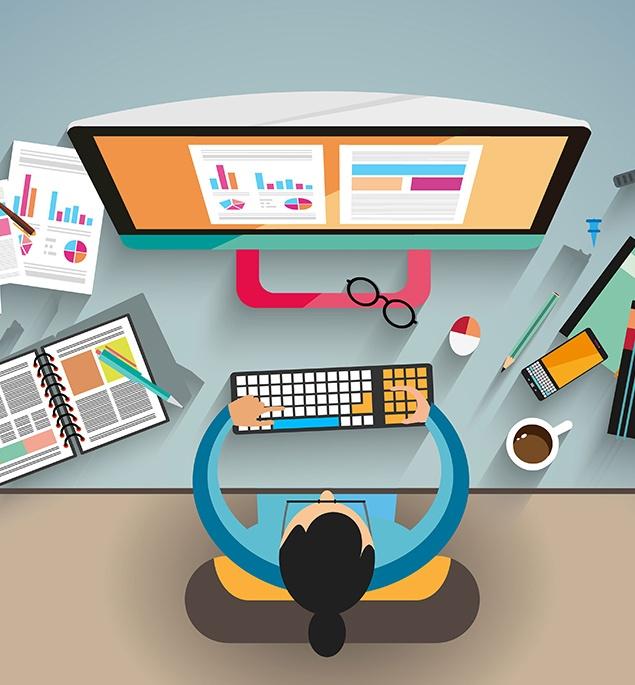 sviluppo siti web e gestione pagine aziendali sui social